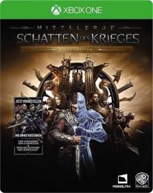 Mittelerde: Schatten des Krieges - Gold Edition (Xbox One)