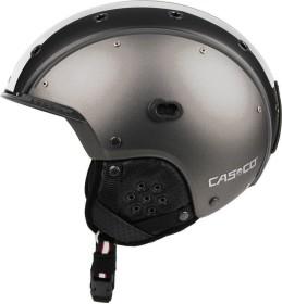 Casco SP-3 Comp Helm gunmetal/weiß (07.2529)