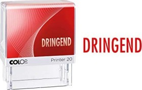 COLOP Printer 20 LGT Textstempel DRINGEND, 38x14mm, rot (138583)
