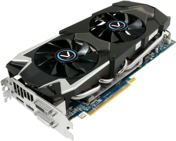 Sapphire Vapor-X Radeon HD 7970 GHz Edition, 3GB GDDR5, 2x DVI, HDMI, DP (11197-12-40G)