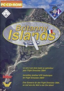 Flight Simulator 2004 - Britanny Islands (Add-on) (niemiecki) (PC)