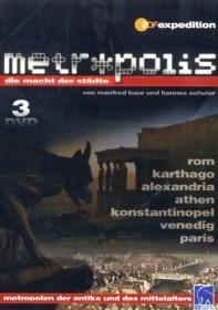 Metropolis - Die Macht der Städte Box (Vol. 1-3)