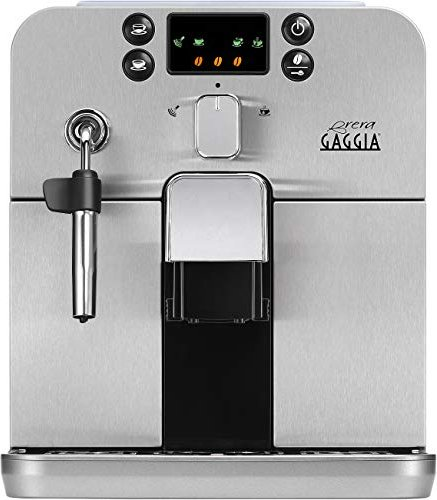 Gaggia RI9833/71 Brera silver -- via Amazon Partnerprogramm