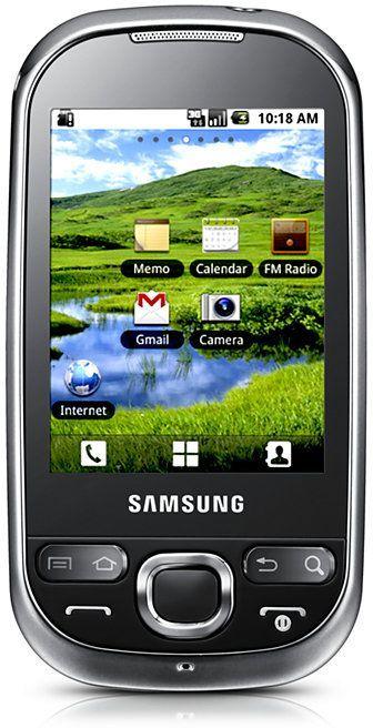 Samsung Galaxy 550 i5500 black