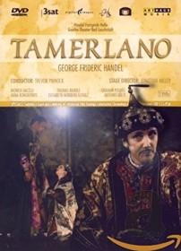 Georg Friedrich Händel - Tamerlano (DVD)