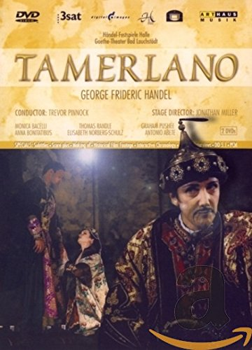 Georg Friedrich Händel - Tamerlano -- via Amazon Partnerprogramm