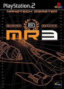 Megarace 3 - Nanotech Disaster (German) (PS2)