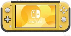 Hori Hybrid System Armor Pokémon: Pikachu Black & Gold (Switch) (NS2-077U)