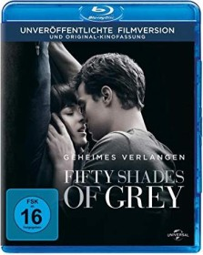 Fifty Shades of Grey - Geheimes Verlangen (Blu-ray)