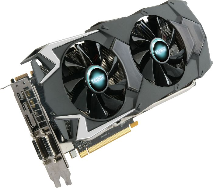Sapphire Toxic Radeon HD 7970 GHz Edition, 6GB GDDR5, 2x DVI, HDMI, 2x Mini DisplayPort (11197-04-40G)