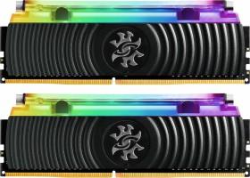ADATA XPG Spectrix D80 schwarz DIMM Kit 16GB, DDR4-3000, CL16-18-18 (AX4U300038G16-DB80)