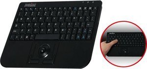 Perixx Periboard-509 wired trackball Keyboard, USB