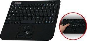 Perixx Periboard-509 wired trackball Keyboard, USB