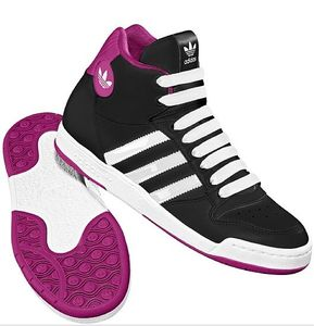 adidas Midiru Court mid (ladies) -- © adidas