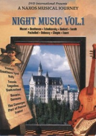Night Music Vol.1 - Mozart, Beethoven, Debussy (DVD)