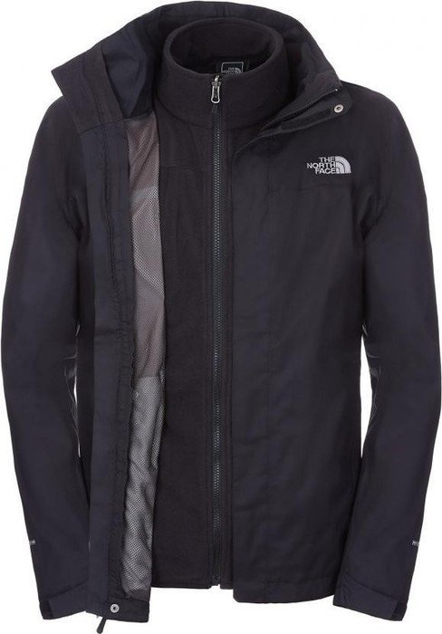 The North Face Evolve II Triclimate Jacket tnf black (men) (CG55-JK3)