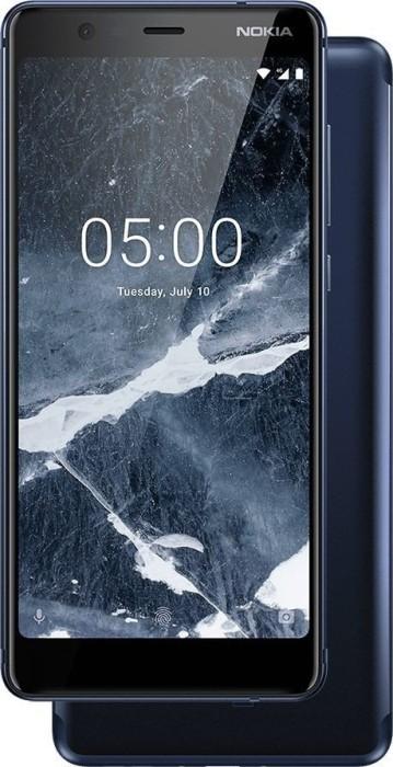 Nokia 5.1 Dual-SIM 16GB blau
