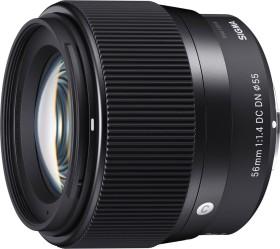 Sigma Contemporary 56mm 1.4 DC DN für Sony E (351965)