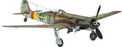 Revell Focke Wulf Ta 152 H (03981)