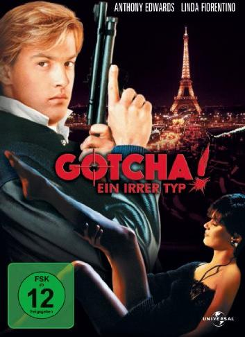 Gotcha - Ein irrer Typ -- via Amazon Partnerprogramm