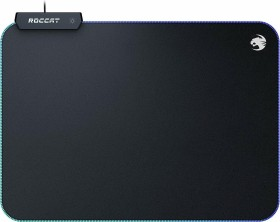 Roccat Sense Aimo Gaming Mousepad, RGB beleuchtet, schwarz (ROC-13-370)