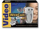 Creative Video Blaster WebCam Go mini, bulk