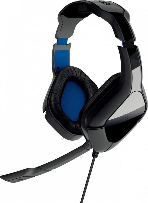 Gioteck HCP4 Gaming headset black/blue (308170)