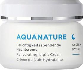 Annemarie Börlind AquaNature Feuchtigkeitsspendende Nachtcreme, 50ml