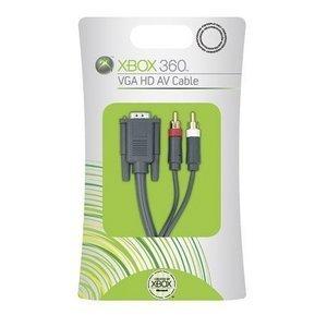 Microsoft Xbox 360 AV-przewód połączeniowy VGA HD (Xbox 360) (B4S-00002)