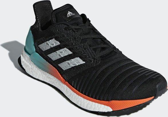 9c654b3cade38 adidas solar Boost core black grey two hi-res aqua (men) (CQ3168) starting  from £ 90.00 (2019)