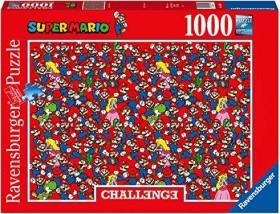 Ravensburger Puzzle Challenge Super Mario Bros (16525)