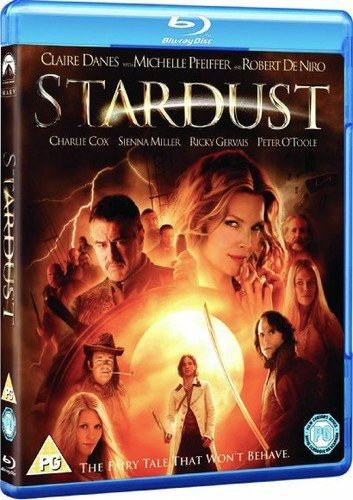 Stardust (Blu-ray) (UK) -- via Amazon Partnerprogramm