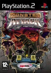 Monster Attack (niemiecki) (PS2)