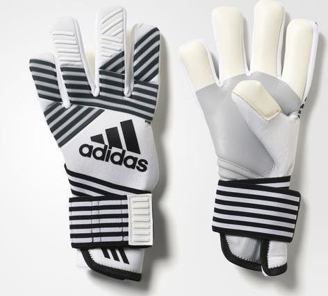 san francisco 2537d ccc9d adidas Goalkeeper glove Ace Trans Pro clear onix/core black/onix/white  (BS4113) from £ 56.14