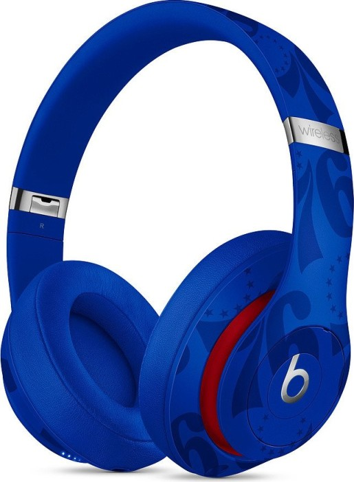 Beats by Dr. Dre Studio3 Wireless NBA Collection 76ers Blue