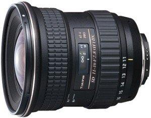 Tokina AT-X Pro 11-16mm 2.8 DX für Nikon F schwarz (T4111603)