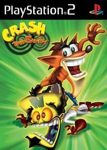 Crash Twinsanity (niemiecki) (PS2) (7062)