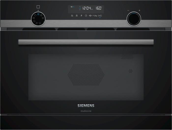 Siemens IQ500 CP465AGB0 Mikrowelle Mit Grill/Heißluft