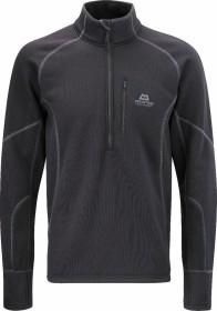 Mountain Equipment Couloir Zip-T Shirt langarm schwarz (Herren) (ME-PS8218-ME-01004)