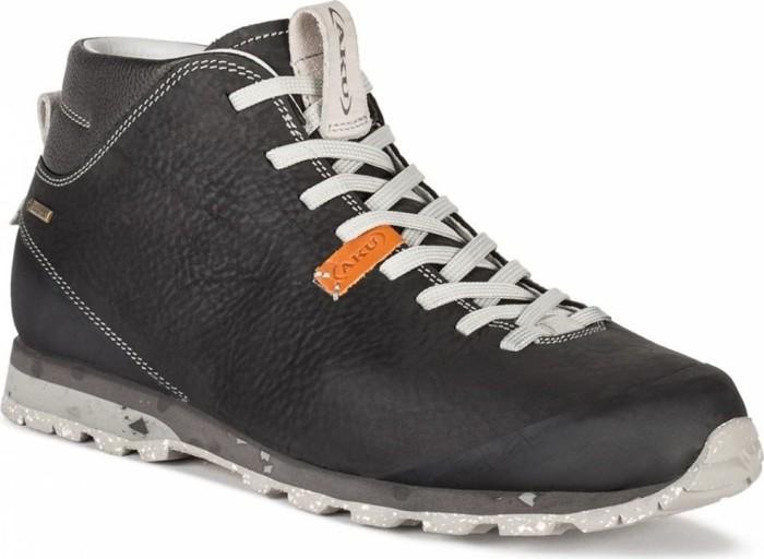 AKU Unisex-Erwachsene Bellamont FG Mid GTX Trekking-& Wanderschuhe, Schwarz (Black/White), 43 EU