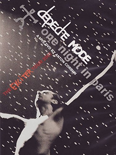 Depeche Mode - One Night In Paris -- via Amazon Partnerprogramm