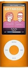 Apple iPod nano   8GB orange (4G) (MB742*/A)