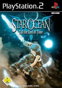 Star Ocean - Till the End of Time (niemiecki) (PS2)