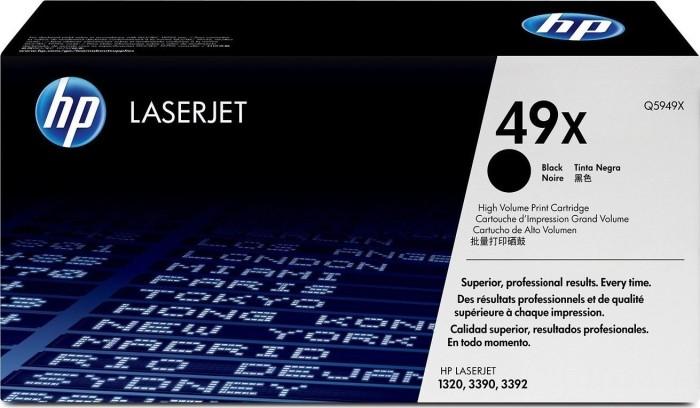 HP Toner 49X schwarz (Q5949X)