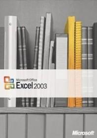 Microsoft Excel 2003, EDU, OPEN EDU (englisch) (PC) (065-03990)