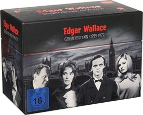 Edgar Wallace Gesamtedition (1959-1972) (DVD)