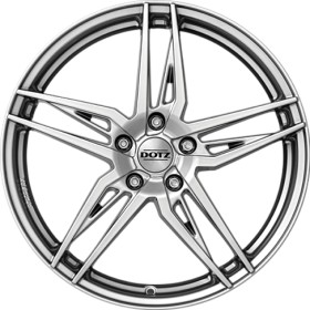 Dotz Interlagos 7.5x19 5/114.3 ET45 (various colours)