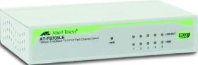 Allied Telesis FS700 Desktop Switch, 5x RJ-45, DC-Version (AT-FS705LE)