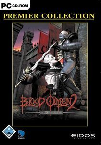 Legacy of Kain: Blood Omen 2 (niemiecki) (PC)