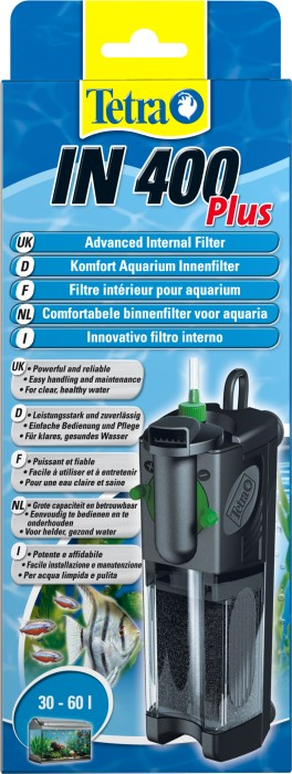 Tetra Tetratec IN 400 plus aquariuminternal filter -- via Amazon Partnerprogramm
